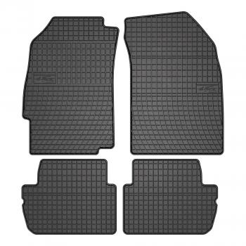 Tapis Chevrolet Spark (2010 - 2013) Caoutchouc