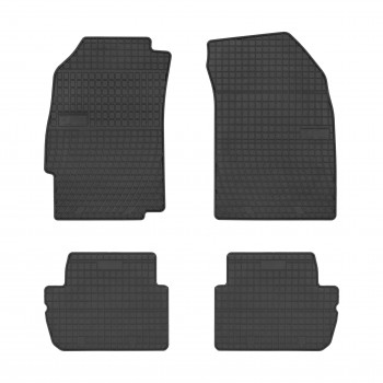 Tapis Chevrolet Spark (2013 - 2015) Caoutchouc