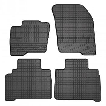 Tapis Ford S-Max Restyling 5 plazas (2015 - actualité) Caoutchouc