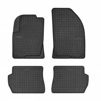 Tapis Ford Fiesta MK5 Restyling (2005 - 2008) Caoutchouc - Le Roi du Tapis®