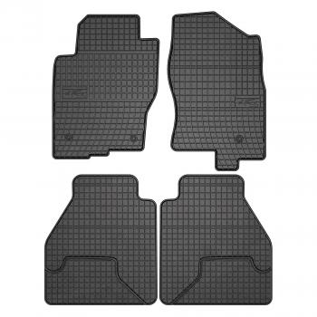 Tapis Nissan Pathfinder (2005 - 2013) Caoutchouc
