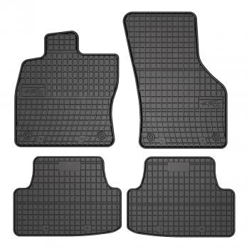 Tapis Seat Leon MK3 (2012 - 2018) Caoutchouc - Le Roi du Tapis®
