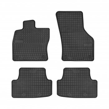 Tapis Seat Leon MK3 (2012 - 2018) Caoutchouc