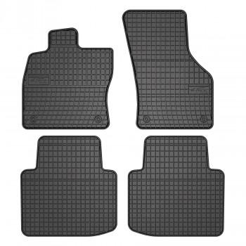 Tapis Skoda Superb Hatchback (2015 - actualité) Caoutchouc