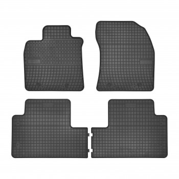 Tapis Toyota Avensis Break Sports (2009 - 2012) Caoutchouc