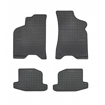 Tapis Volkswagen Lupo (1998 - 2002) Caoutchouc