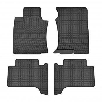Tapis Toyota Land Cruiser 120 long (2002-2009) Caoutchouc