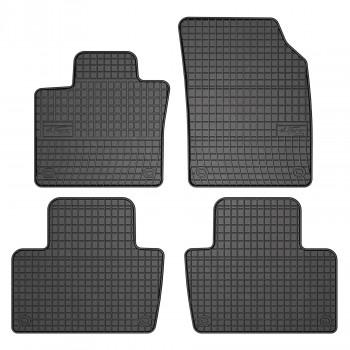 Tapis Volvo XC90 5 plazas (2015 - actualité) Caoutchouc