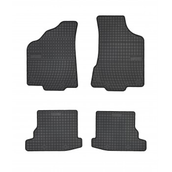 Tapis Volkswagen Polo 6N2 (1999-2001) Caoutchouc
