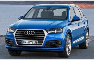 Tapis de voiture exclusive Audi Q7 4M 5 sièges (2015 - actualité)