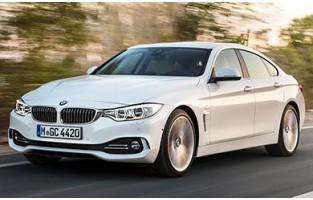 Tapis BMW Série 4 F36 Gran Coupé (2014 - actualité) Excellence