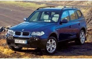 Tapis de voiture exclusive BMW X3 E83 (2004 - 2010)