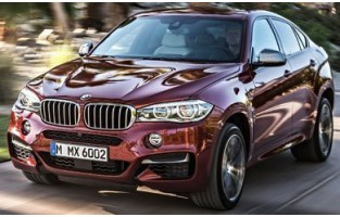Tapis BMW X6 F16 (2014 - 2018) Excellence