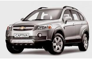 Tapis de voiture exclusive Chevrolet Captiva 7 sièges (2006 - 2011)