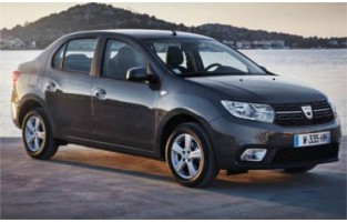 Tapis de voiture exclusive Dacia Logan Restyling (2016 - actualité)