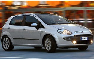 Fiat Punto Evo, 5 sièges