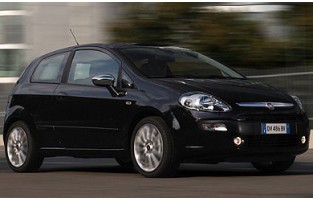 Tapis Fiat Punto Evo 3 sièges (2009 - 2012) Excellence