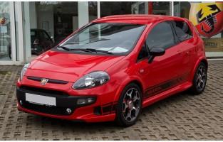 Tapis de voiture exclusive Fiat Punto Abarth Evo 3 asientos (2010 - 2014)