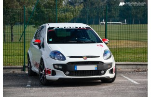 Tapis Fiat Punto Abarth Evo 3 sièges (2010 - 2014) Excellence