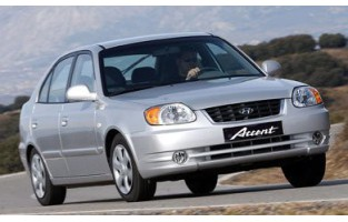 Tapis Hyundai Accent (2000 - 2005) Excellence