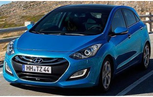 Tapis Hyundai i30 5 portes (2012 - 2017) Économiques