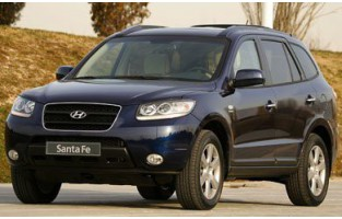 Tapis Hyundai Santa Fé 7 sièges (2006 - 2009) Excellence