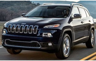 Tapis Jeep Cherokee KL (2014 - actualité) Excellence