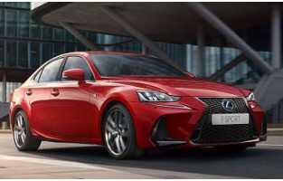 Lexus IS 2017-actualité