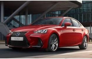 Protecteur de coffre de voiture réversible Lexus IS (2017 - actualité)