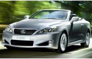 Protecteur de coffre de voiture réversible Lexus IS Cabriolet (2009 - 2013)