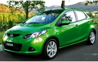 Tapis de voiture exclusive Mazda 2 (2007 - 2015)