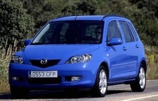 Protecteur de coffre de voiture réversible Mazda 2 (2003 - 2007)