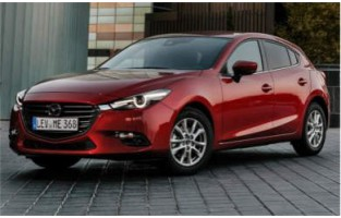 Tapis de voiture exclusive Mazda 3 (2017 - 2019)
