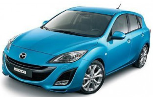 Protecteur de coffre de voiture réversible Mazda 3 (2009 - 2013)