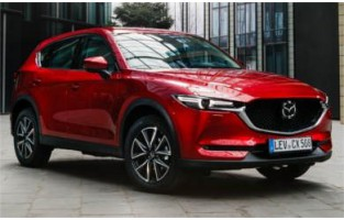 Protecteur de coffre de voiture réversible Mazda CX-5 (2017 - actualité)