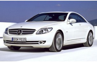 Protecteur de coffre de voiture réversible Mercedes CL C216 Coupé (2006 - 2013)