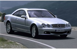 Tapis Mercedes CL C215 Coupé (1999 - 2006) Économiques