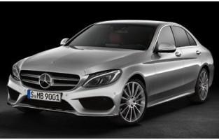 Protecteur de coffre de voiture réversible Mercedes Classe-C W205 Berline (2014 - actualité)