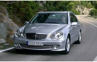 Tapis de voiture exclusive Mercedes Classe-C W203 Berline (2000 - 2007)