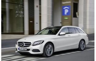 Protecteur de coffre de voiture réversible Mercedes Classe-C S205 Break (2014 - actualité)