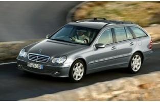 Protecteur de coffre de voiture réversible Mercedes Classe-C S203 Break (2001 - 2007)