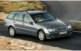 Tapis de voiture exclusive Mercedes Classe-C S203 Break (2001 - 2007)
