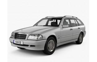 Protecteur de coffre de voiture réversible Mercedes Classe-C S202 Break (1996 - 2000)