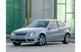 Protecteur de coffre de voiture réversible Mercedes Classe-C CL203 Coupé (2000 - 2008)