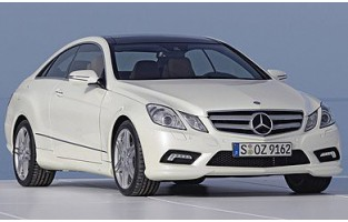 Tapis de voiture exclusive Mercedes Classe-E C207 Coupé (2009 - 2013)
