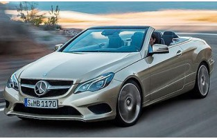 Protecteur de coffre de voiture réversible Mercedes Classe-E A207 Restyling Cabrio (2013 - 2017)