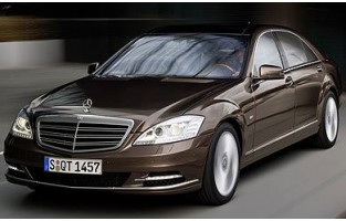 Protecteur de coffre de voiture réversible Mercedes Classe-S W221 (2005 - 2013)