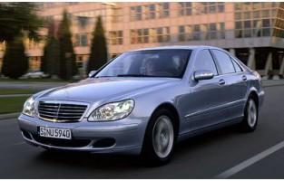 Protecteur de coffre de voiture réversible Mercedes Classe-S W220 (1998 - 2005)