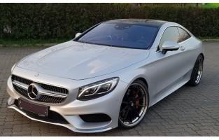 Protecteur de coffre de voiture réversible Mercedes Classe-S C217 Coupé (2014 - actualité)