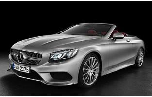 Protecteur de coffre de voiture réversible Mercedes Classe-S A217 Cabrio (2014 - actualité)